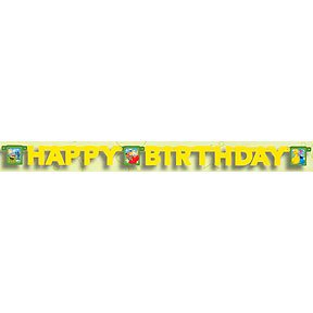 SESAME SUNNY DAYS JOINTED BANNER