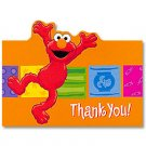 SESAME STREET THANK YOU NOTES