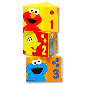 SESAME STREET TWISTY TURN FAVORS
