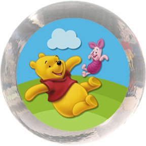 POOH & FRIENDS BOUNCE BALLS