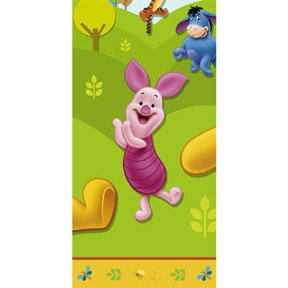 POOH & FRIENDS TABLE COVER