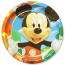 MICKEY'S CLUBHOUSE DINNER PLATE (9IN.)