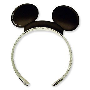 MICKEY'S CLUBHOUSE EAR HEADWEAR