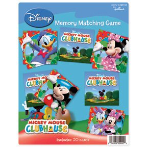MICKEY'S CLUBHOUSE PARTY GAME