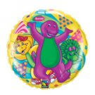 "BARNEY AND FRIENDS 18"" MYLAR"