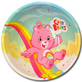 CARE BEARS HAPPY DAY 20OZ BOWL