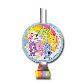 CARE BEARS HAPPY DAY BLOWOUT