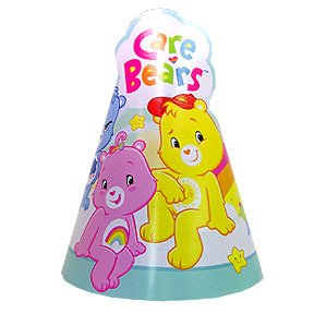 CARE BEARS HAPPY DAY CONE HAT
