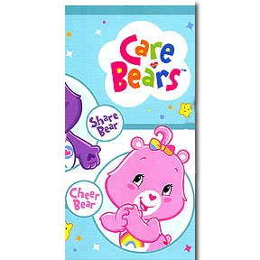 CARE BEARS HAPPY DAY TABLECOVER