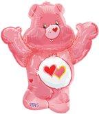 CARE BEAR PINK JUMBO MYLAR (30IN.)