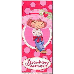 STRAWBERRY SHORTCAKE CELLO TREAT SACK