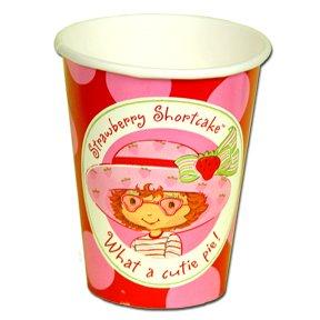 STRAWBERRY SHORTCAKE HOT/COLD CUP (9 OZ.
