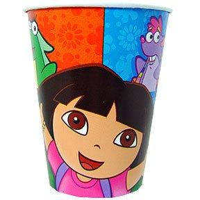 DORA & FRIENDS HOT/COLD CUP (9OZ)