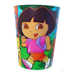 DORA & FRIENDS SOUVENIR CUP (17OZ.)
