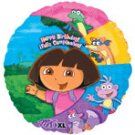 DORA & FRIENDS MYLAR BALLOON 18""