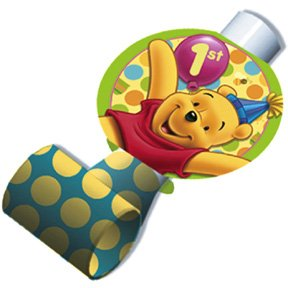 POOH'S FIRST BDAY BLOWOUT