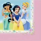 DISNEY PRINCESS FTF BEVERAGE NAPKIN