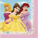 DISNEY PRINCESS FTF LUNCHEON NAPKIN