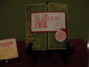 July Christmas Card