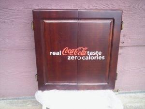 Coca Cola Limited Edition Dart board