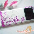 L0008 - LAMB LAMB IPOD 2nd generation [Purple Bloom]