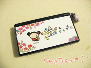 N0009 - LAMB LAMB NDSL [Butterfly Pucca]
