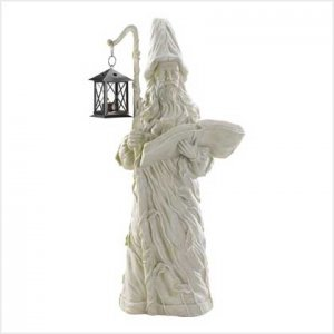 Wizard of the Forest Statue