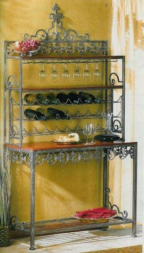 Ornate Wine Rack
