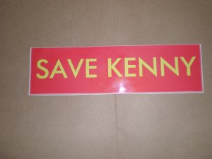 SAVE KENNY