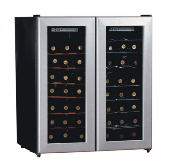 wine fridge (wine storage , wine cellar , mini bar) showcase JC140A