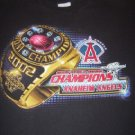 ANAHEIM ANGELS 2002 world series YOUTH 10-12 T-SHIRT