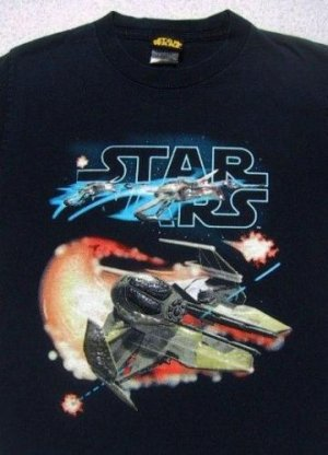 STAR WARS --- Youth size S(7-8) T-SHIRT
