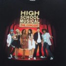 HIGH SCHOOL MUSICAL concert tour YOUTH M(8-10) T-SHIRT