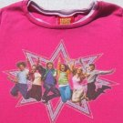 HIGH SCHOOL MUSICAL Youth Girl's L(6-7) TOP TEE SHIRT