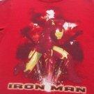 IRON MAN --- YOUTH size XL(14-16) T-SHIRT