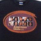 AMERICAN IDOLS live 2006 tour YOUTH S(7-8) T-SHIRT