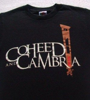 COHEED and CAMBRIA good apollo YOUTH 10-12 T-SHIRT