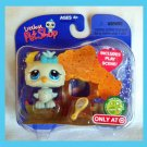 Littlest Pet Shop Baby Blue Owl Target Exclusive #404