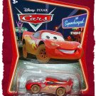 Disney Pixar Cars Dirt Track Lightning McQueen Supercharged