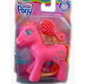 My Little Pony 25th Birthday Celebration Amberlocks
