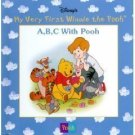 New! - Disney/Pooh Series: A,B,C With Pooh (Hardcover)