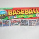 Fleer 1990 Fleer Baseball Set 660 Cards & 45 Stickers