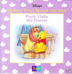 New! Disney/Pooh Series: Pooh Visits The Doctor