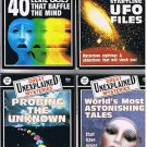 Lot of (5) Great Unexplained Mysteries Mini Books