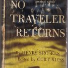 Vintage! - No Traveler Returns by Henry Shoskes (1945)