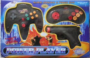 Power Player Video Game System with 76,000 Games!