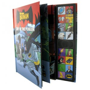 MEREDITH BOOKS® BATMAN CRY OF THE PENGUIN