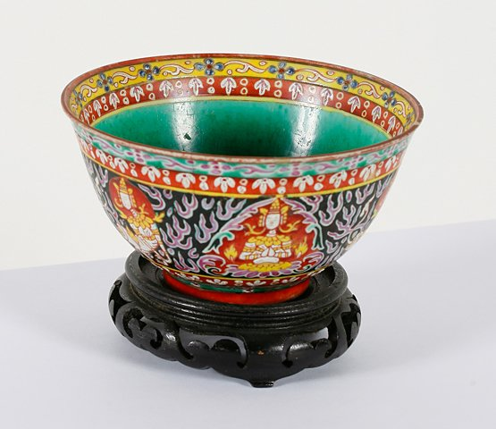 Untitled [Thailand bowl], by unknown artist