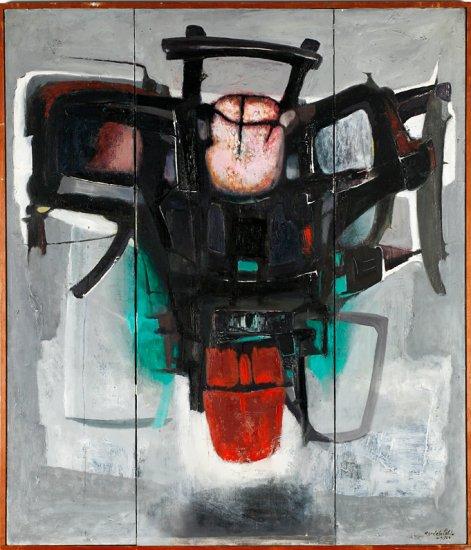 Man-Machine, by Pablo Agudelo
