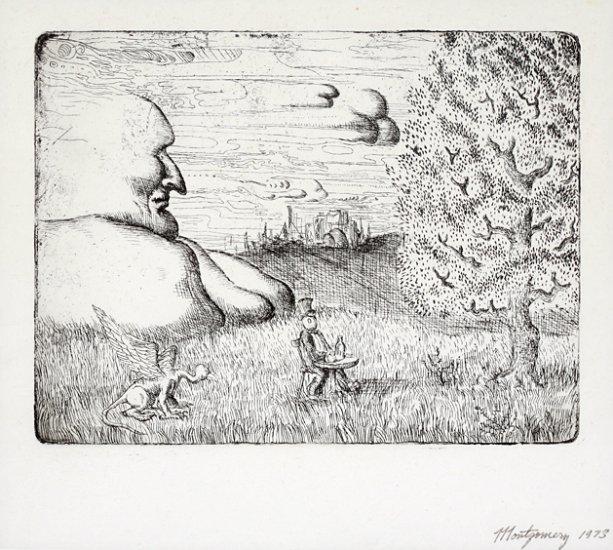 Dreamscape, by Seth Montgomery